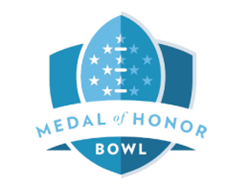 The Medal of Honor Bowl will be played Saturday at