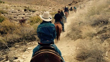 Our annual trail ride is almost sold out!