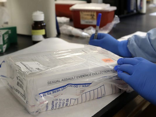 AP RAPE KITS A USA TX