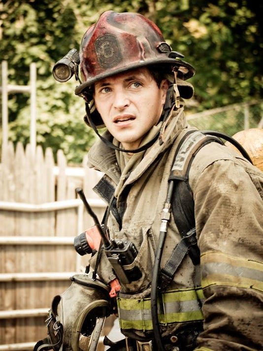York City Firefighter Ivan Flanscha