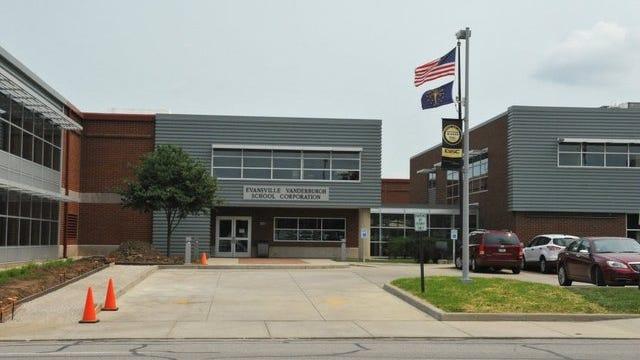 EVSC office on Walnut Street in Evansville.