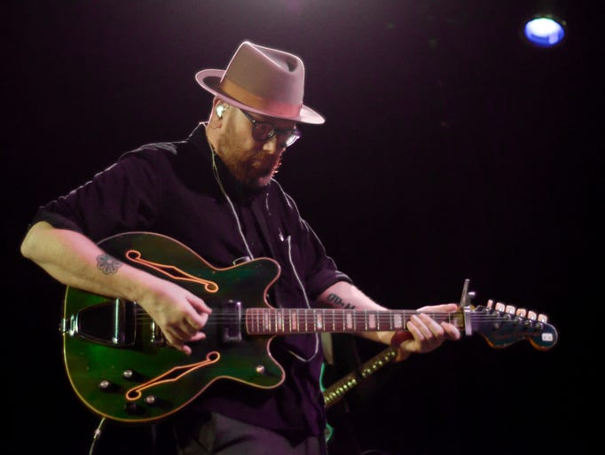 Mike Doughty performs at Vinyl Music Hall.