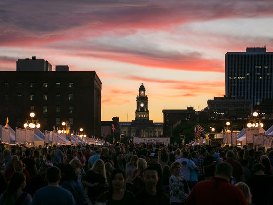 International Food And Music Festival Des Moines