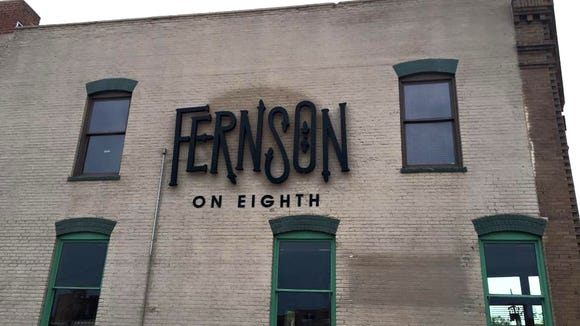Fernson on Eighth is the new taproom for Fernson Brewing at 201 N. Weber Ave. (formerly Latitude 44).