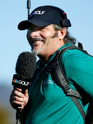 David Feherty is bringing his one-man show to the Pabst Theater on Saturday night.