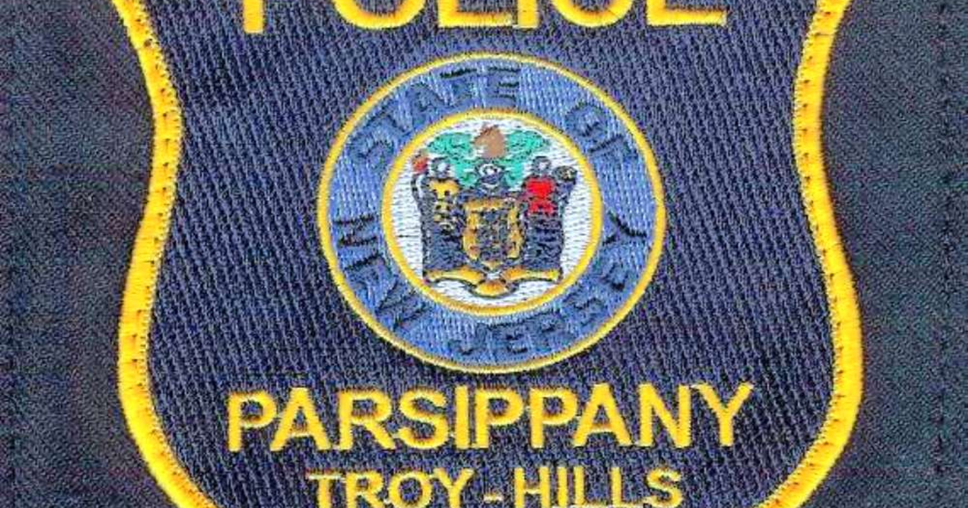 Parsippany: Police Blotter, March 9, 2016