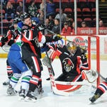 Two third-period goals lift Utica past B-Sens