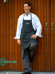 Chef-owner Brian Roland of Venue Naples and Crave Culinaire.