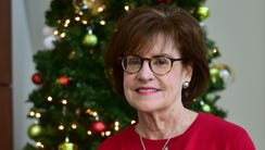 Madison County resident Frances Smith has two Christmas