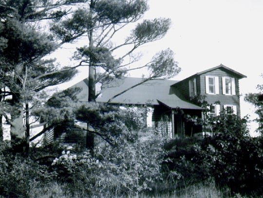 The Henriette Lodge, home to the Andre family.