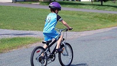 Bike rodeo in White Plains