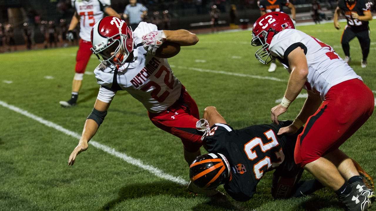 Watch: Annville-Cleona 35, Hanover 26