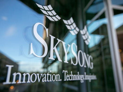 The grand opening celebration of SkySong 3 in Scottsdale