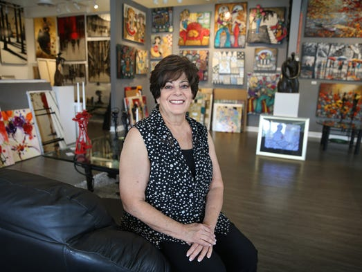 Iconic rochester arts figure nan miller is retiring - Rochester home and garden show 2017 ...