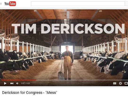 State Rep. Tim Derickson is running for Ohio's 8th
