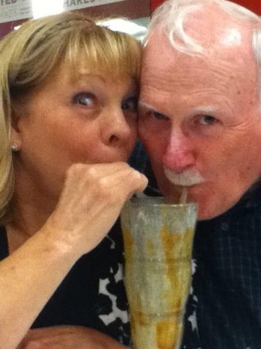 Anniversaries: Glen Phillips & Roberta Phillips