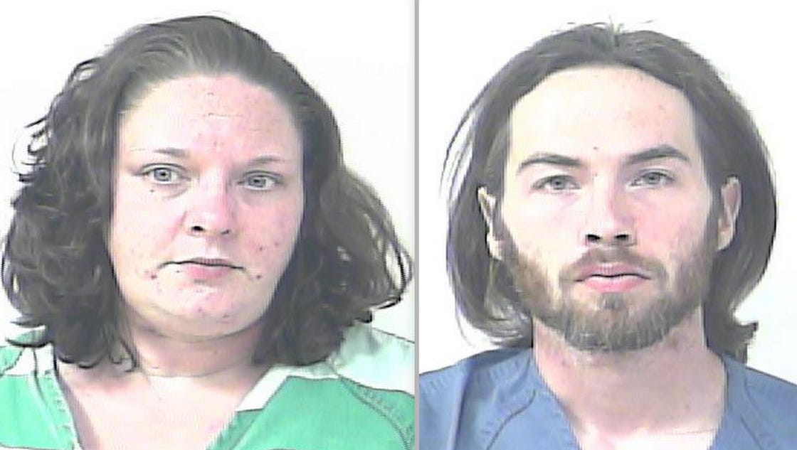port st lucie couple charged after home found in 39 deplorable 39 condition. Black Bedroom Furniture Sets. Home Design Ideas