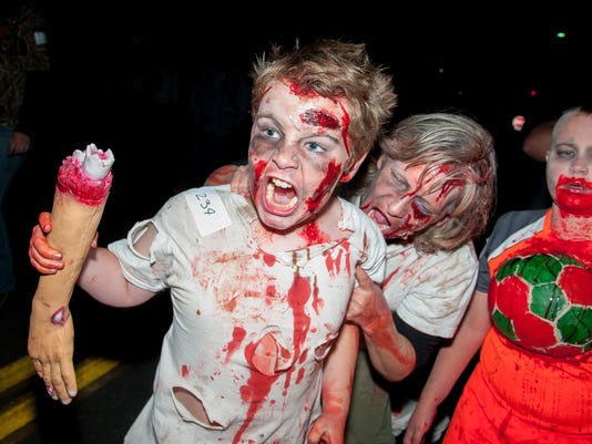 6th Annual Zombie Walk
