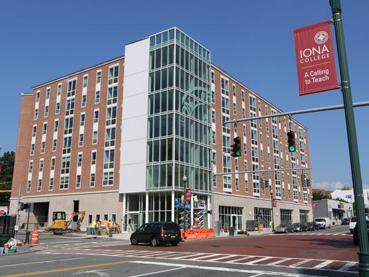 Iona College North Avenue Residence Hall