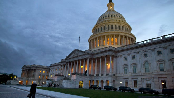 The cost savings have come mostly from slashing staff on committees in the House and Senate.