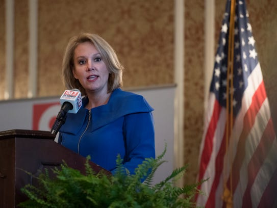 Catherine Templeton, a GOP candidate for governor,