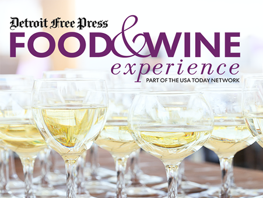 Insiders can get discounted tickets for the Detroit Free Press Food & Wine Experience on Sept. 16.