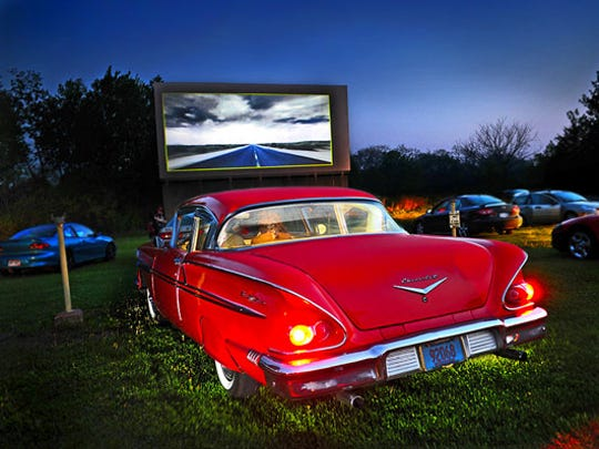 San Angelo saw numerous drive-in theaters from 1947 until the 1990s.