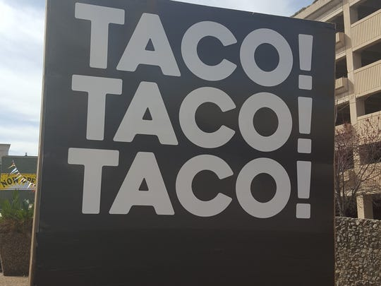 A new taco restaurant opened Friday in downtown Shreveport.