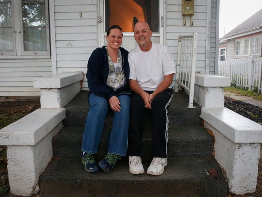 Dan and Becky Haage continue to live on a paycheck-to-paycheck