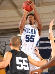 Jonathan Jones playing at Kean in 2011.