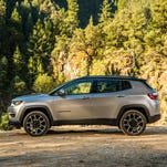 Review: New Jeep Compass points to offroad fun