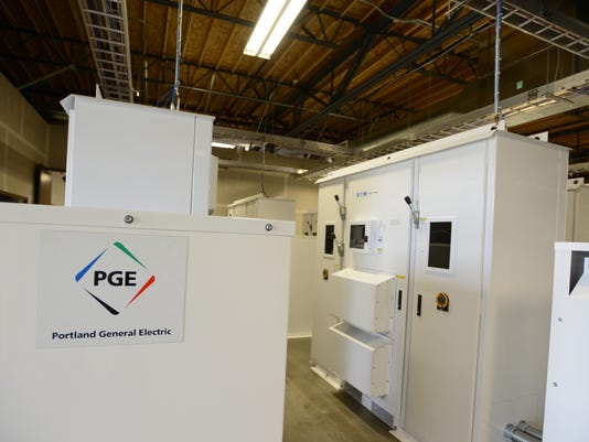 PGE smart power station
