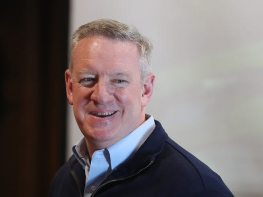 Kevin Horey is the general chairman of the 2019 Senior