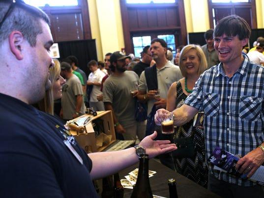 Hattiesburg Craft Beer Festival