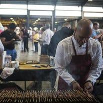 Chefs' Sampler serves 'tasty tour of Tallahassee'