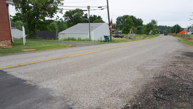 Ohio 146 was chipped and sealed in 2018 as part of a larger repaving project. Now, 25 miles of roads in Muskingum County will be repaved during summer of 2021.