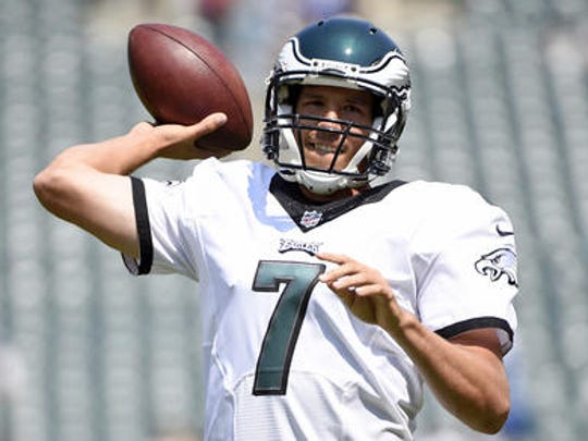 Sam Bradford is expected at the Eagles' next organized team activity, which begins Tuesday.