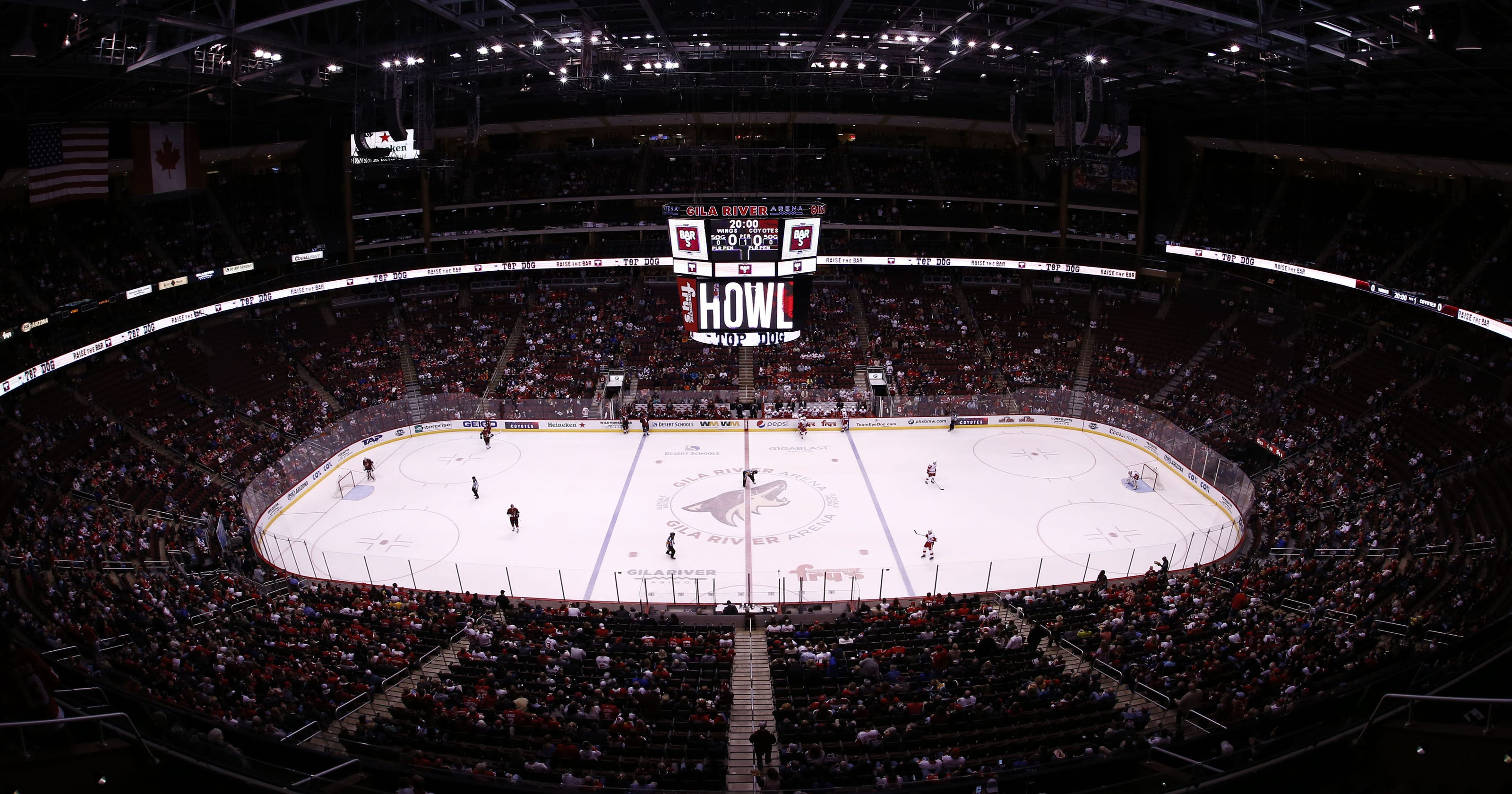11f67b687 Glendale  Coyotes to blame for financial and team losses