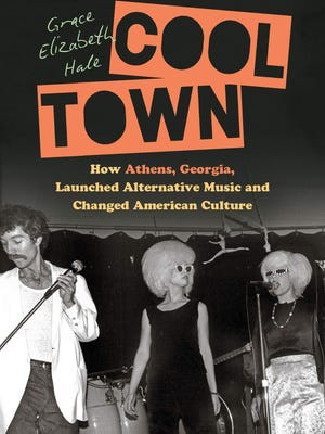 """Book cover art for """"Cool Town,"""" by Grace Elizabeth Hale."""