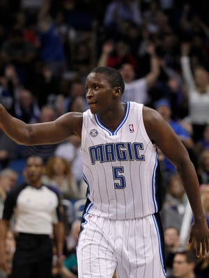 Victor Oladipo scored a team-high 23 points as the Magic topped the Pacers.
