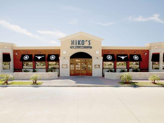 Niko's Steakhouse