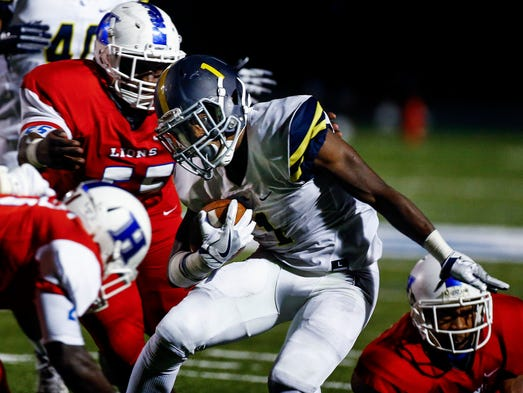 Running back Eric Gray will lead Lausanne into the