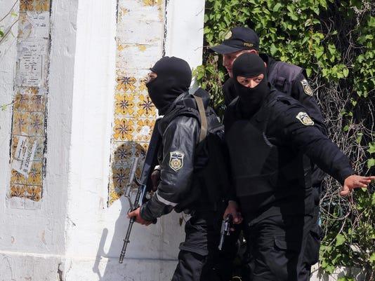 EPA TUNISIA UNREST SECURITY OPERATION WAR ACTS OF TERROR TUN