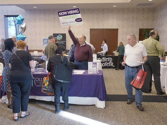 Canton's Consumer Expo features local business goods and services.