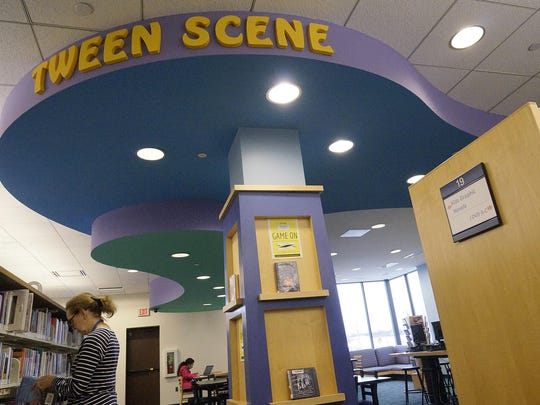 "The ""tween"" area will gain new space for group projects and individual studies."