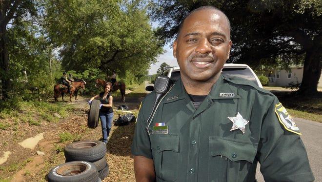 Sgt. Delarian Wiggins has filed to run for Pensacola City Council.