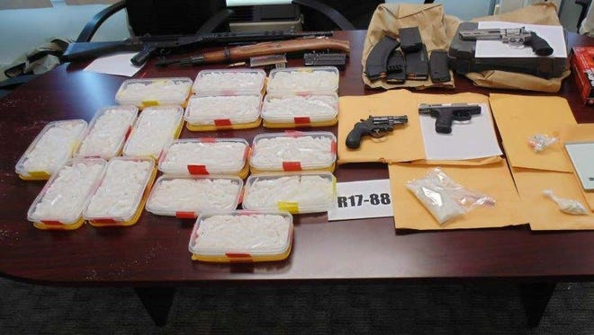 Search warrants from postal inspectors find increase in drug trafficking via USPS