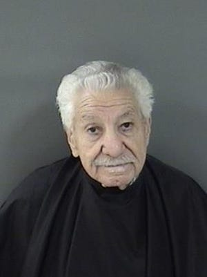 Henry Iacometta, 92, of Sebastian, was arrested Nov. 3.