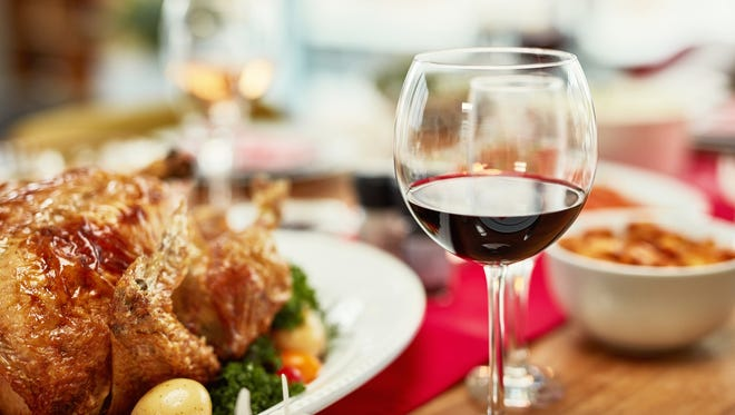 Thanksgiving pairs well with wines of all kinds.