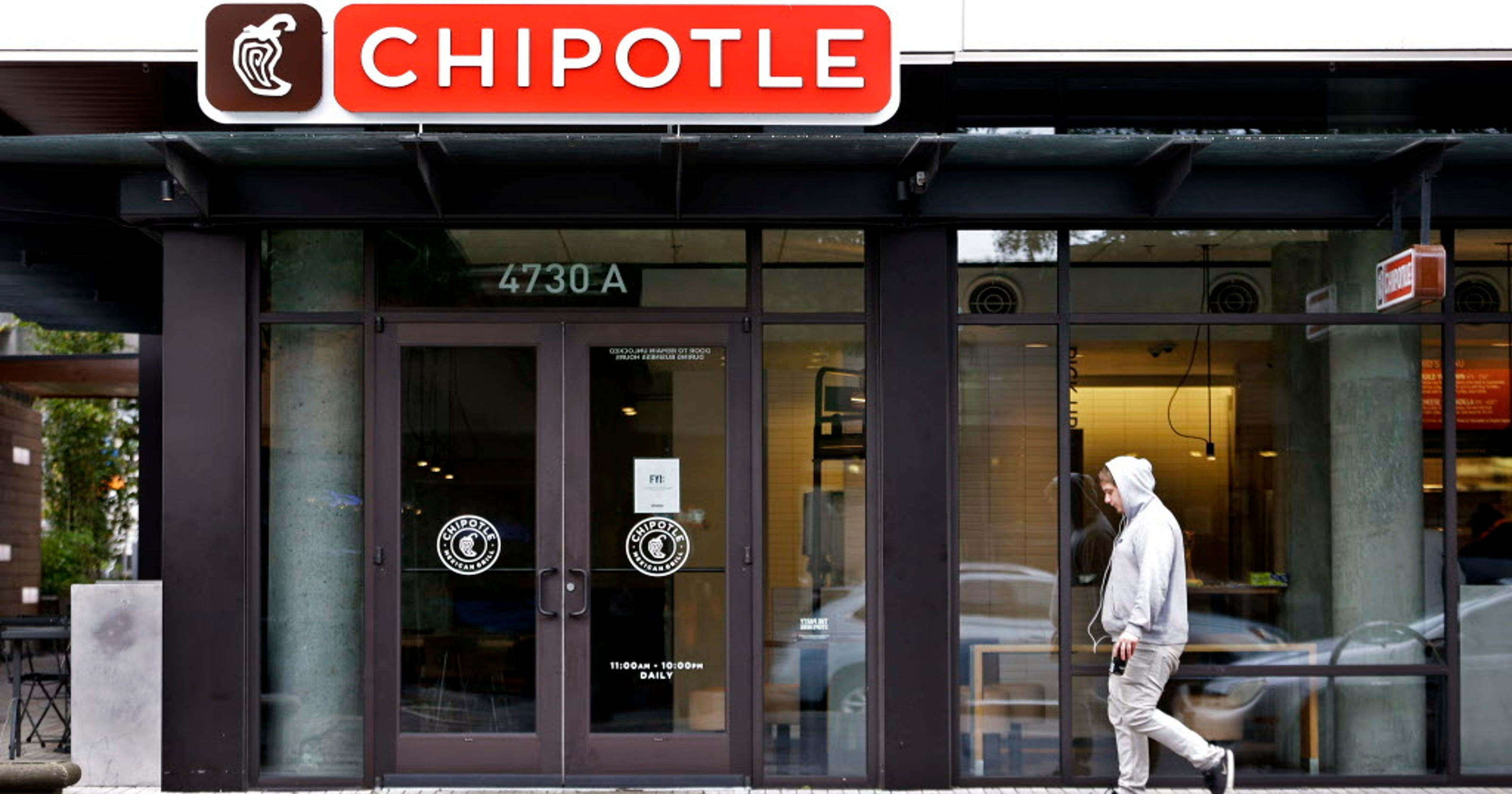 Chipotle To Close All Stores On Feb 8 For All Staff Meeting On Food